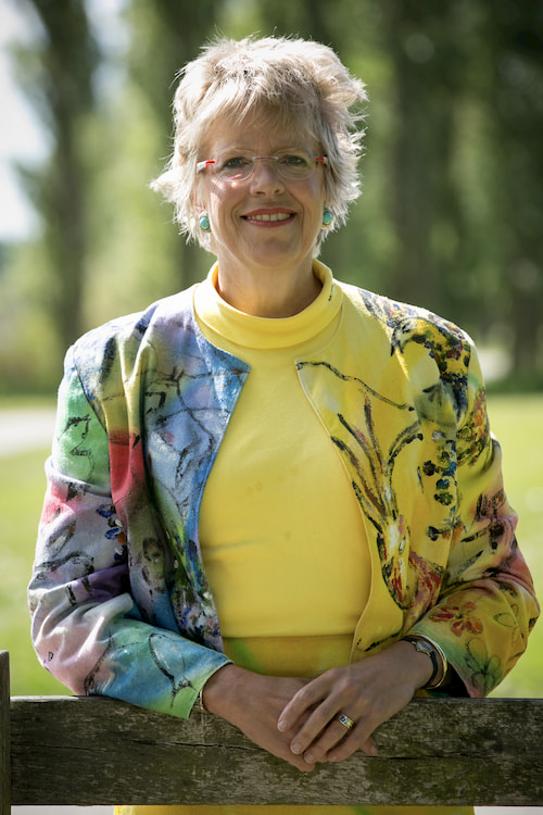Matte Marij van der Wal - Kleurbekennen